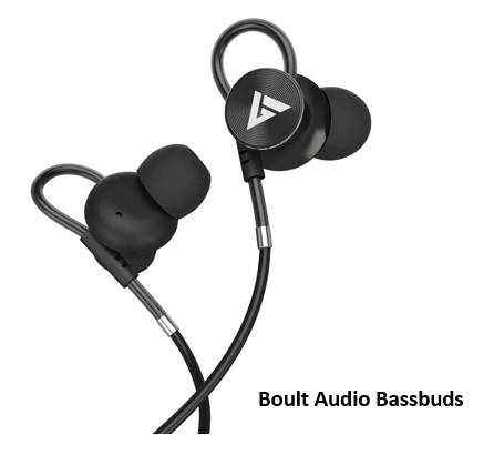 Bould audio bass heads earphones