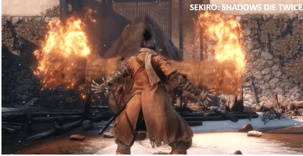 SEKIRO SHADOW DIE TWICE Xbox One