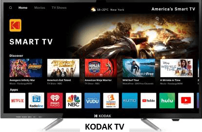 Kodak TV
