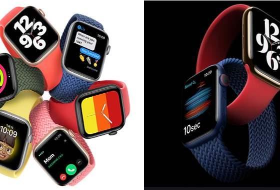 Apple watch Series 6, SE