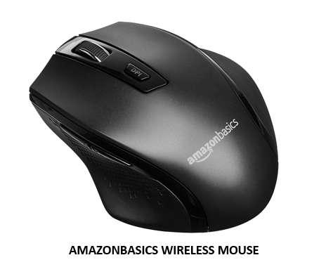 AmazonBasics Wireless Mouse
