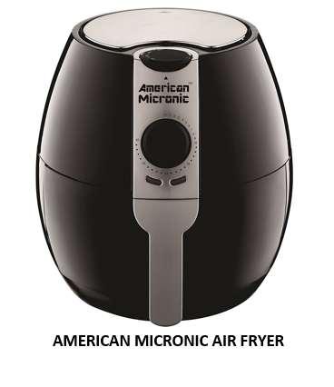 American Micronic Air Fryer