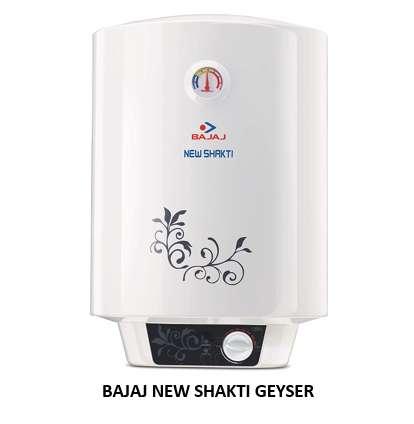 Bajaj New Shakti Geyser