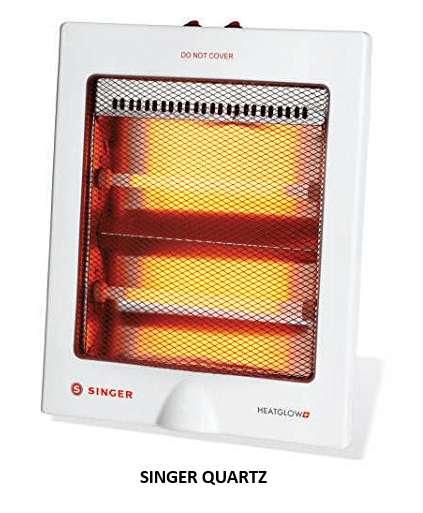 Singer Quartz Room Heater