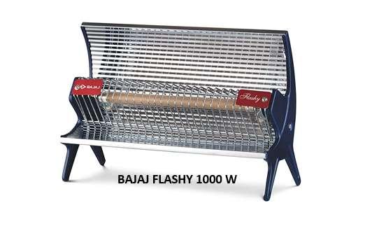 bajaj flashy 1000W Room Heater