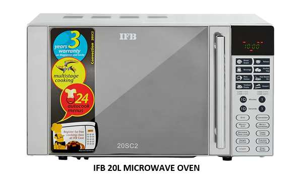 IFB 20L MICROWAVE OVEN