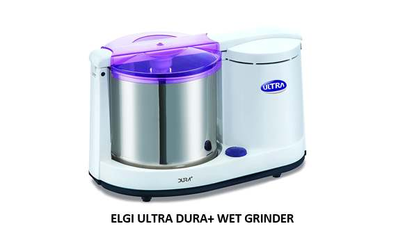 ELGI ULTRA DURA+ WET GRINDER