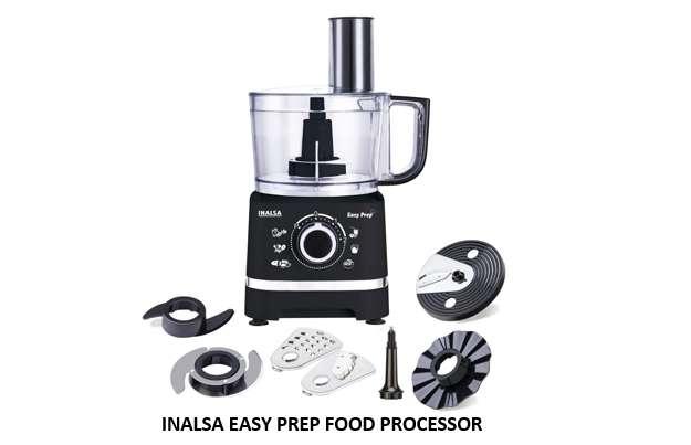INALSA EASY PREP FOOD PROCESSOR