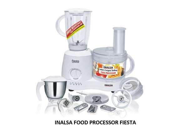 INALSA FOOD PROCESSOR FIESTA