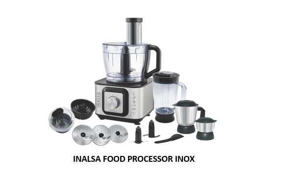 INALSA FOOD PROCESSOR INOX