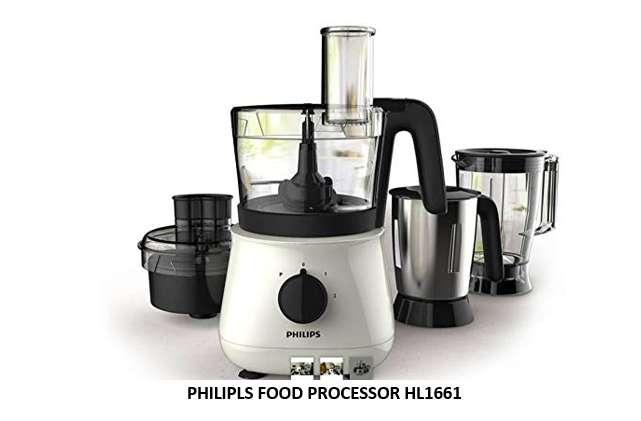 PHILIPS FOOD PROCESSOR HL1661