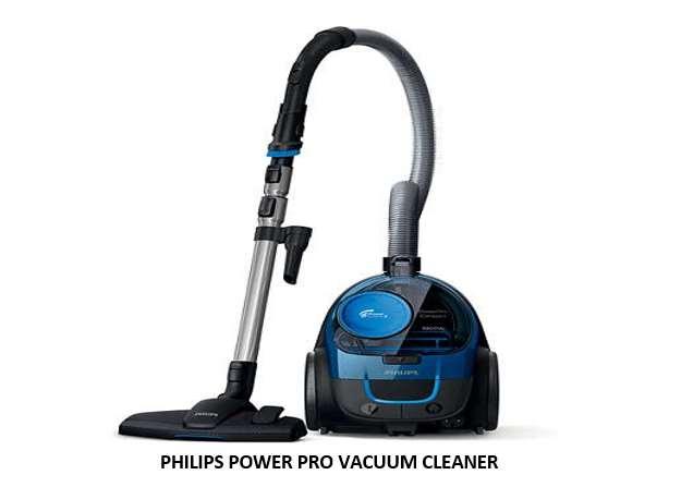 PHILIPS POWER PRO VACUUM CLEANER