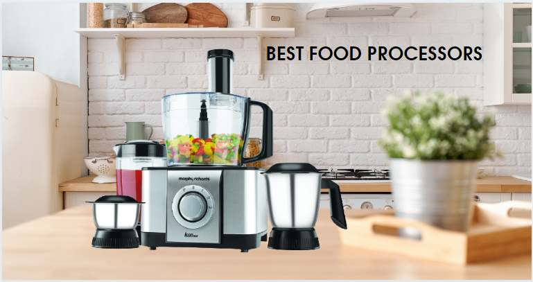 best food processors in India