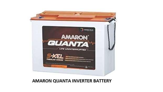 AMARAON QUANTA INVERTER BATTERY