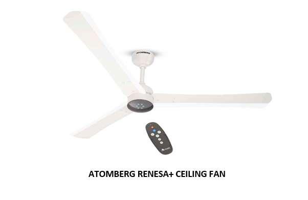 ATOMBERG RENESA+ CEILING FAN