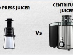 COLD PRESS VS CENTRIFUGAL JUICER