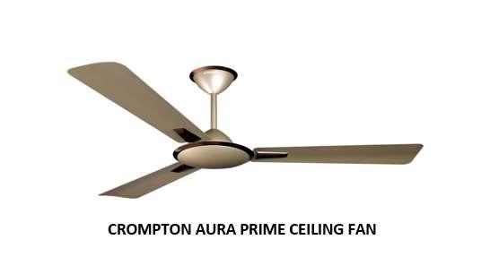 CROMPTON AURA PRIME CEILING FAN