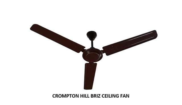 CROMPTON HILL BRIZ CEILING FAN