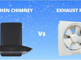 KITCHEN CHIMNEY VS EXHAUST FAN