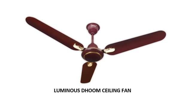 LUMINOUS DHOOM CEILING FAN
