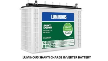 6 Best Inverter Battery In India 2021- Reviews & Buying Guide