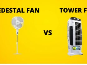 PEDESTAL FAN VS TOWER FAN