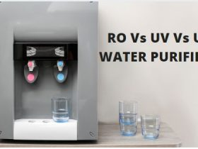 RO Vs UV Vs UF Water Purifiers