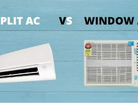 SPLIT AC VS WINDOW AC