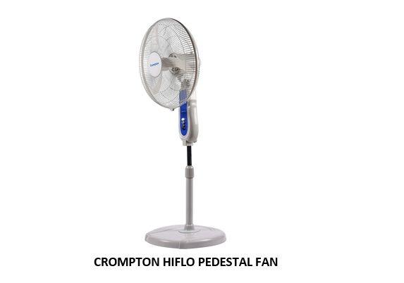 CROMPTON HIFLO PEDESTAL FAN