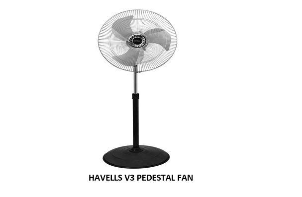 HAVELLS V3 PEDESTAL FAN