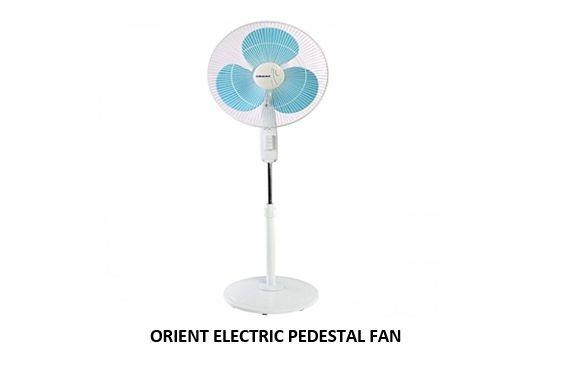 ORIENT ELECTRIC PEDESTAL FAM