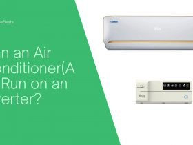 can an ac run on an inverter