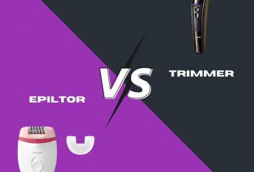 epilator vs trimmer