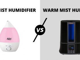 COOL MIST HUMIDIFIER VS WARM MIST HUMIDIFIER