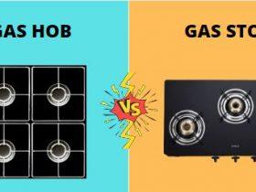 Gas Hob Vs Gas Stove