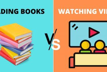 Reading Vs Watching Videos