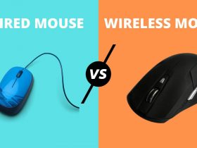 wired vs wirless mice