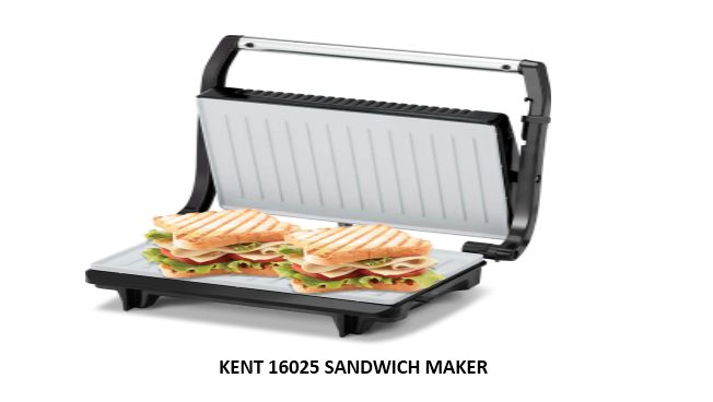 KENT 16025 SANDWICH MAKER