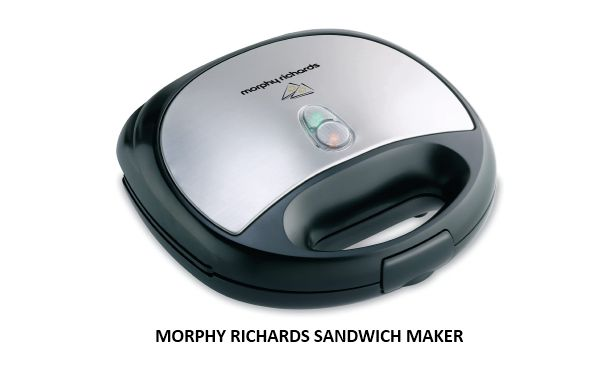 MORPHY RICHARDS SANDWICH MAKER