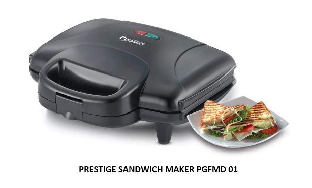 PRESTIGE SANDWICH MAKER PGFMD 01