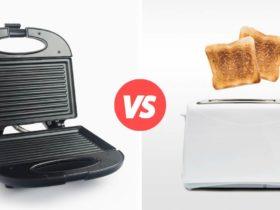 sandwich maker vs toaster