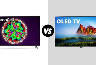 NANOCELL TV VS OLED TV