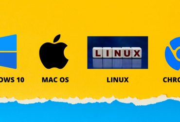 Windows 10 Vs Mac OS Vs Linux Vs Chrome OS