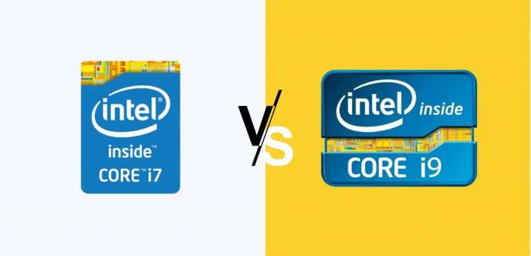 i7 vs i9 Processor