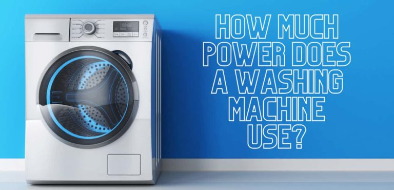 how much electricity does a washing machine use, how much electricity does